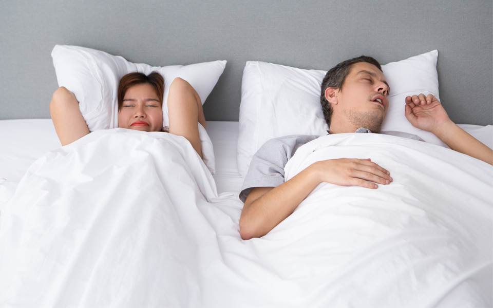 Snoring: Different Treatments to Stop Snoring